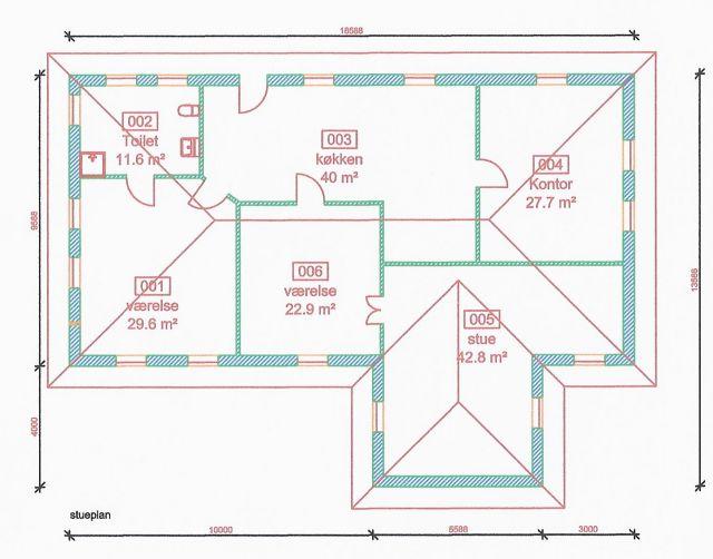 PLATECh arkitekter  Arkitekttegninger af bygninger  Tlf. 21 28 26 82
